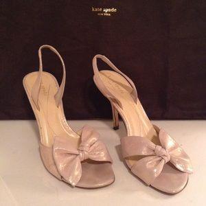 KATE SPADE - Gorgeous light pink Womens heels
